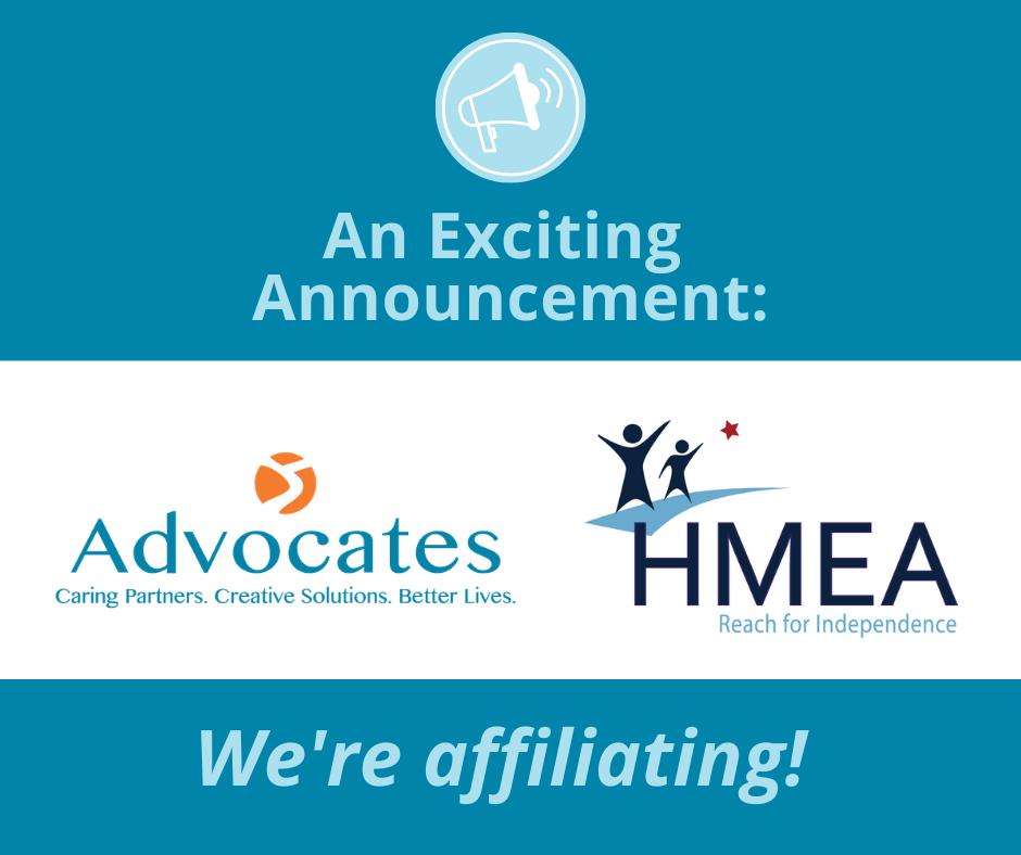 Advocates and HMEA Announce Affiliation